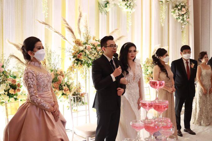MC Wedding Intimate Double Tree Jakarta by Anthony Stevven by Anthony Stevven - 025