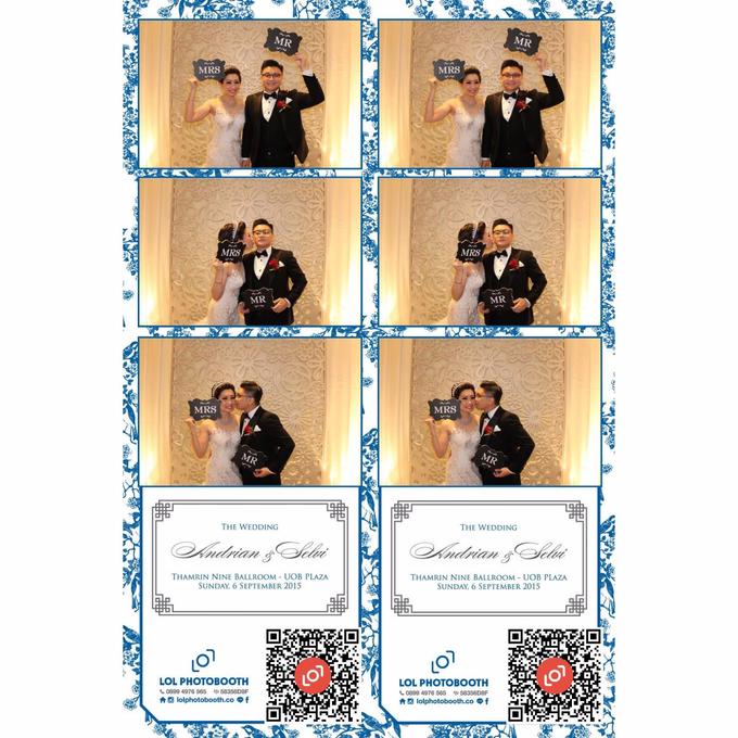 Wedding of A&S by Imelda Hudiyono Bride - 002