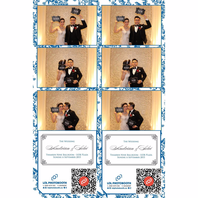 Wedding of A&S by lolphotobooth.co - 002