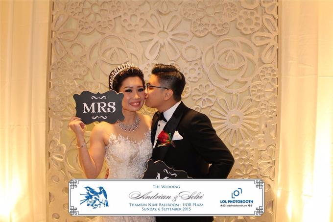 Wedding of A&S by Imelda Hudiyono Bride - 003