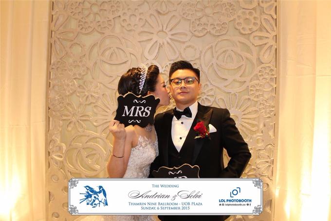 Wedding of A&S by Imelda Hudiyono Bride - 004