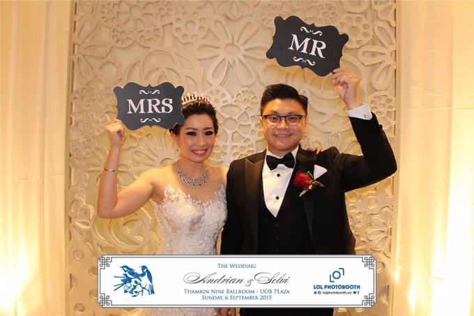Wedding of A&S by Imelda Hudiyono Bride - 005