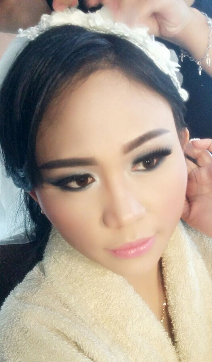 Wedding MakeUp by Weiching Bridal Make Up - 007
