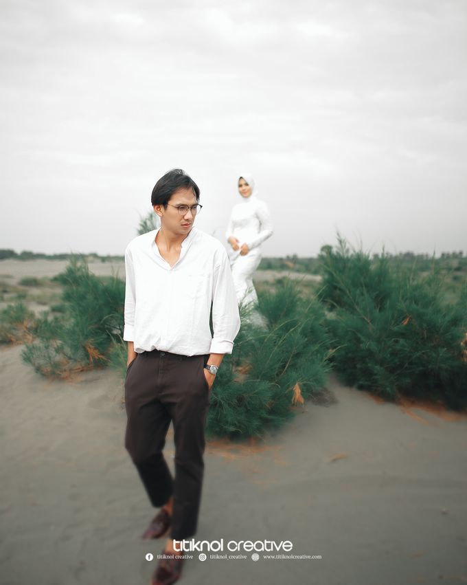 Prewedding Fira + Fachri by Titiknol Creative - 002