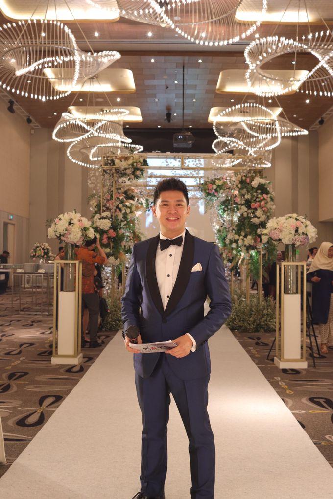 MC Wedding Double Tree Hotel Jakarta - Anthony Stevven by DONNY LIEM The Make Up Art - 010