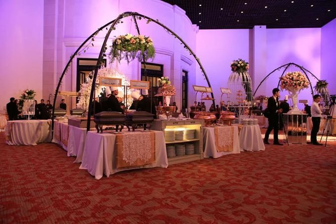 Wedding of Putera & Patricia at Sampoerna Strategic by DASA Catering - 007