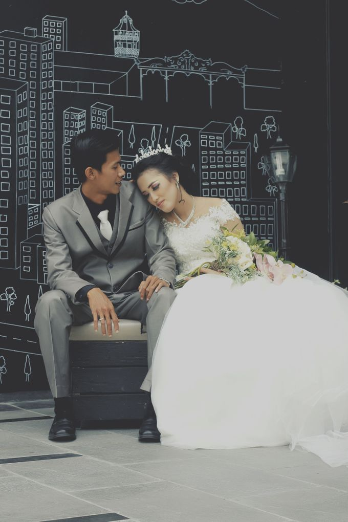 The Wedding Cahaya and Lisa by Vintageopera Slashwedding - 005