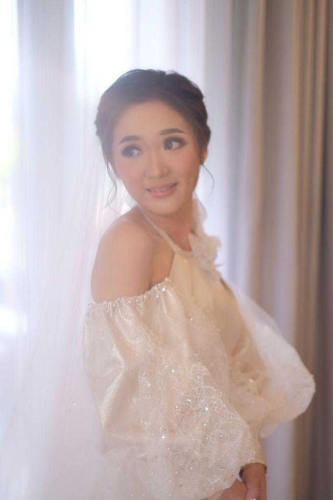 Florence Sangjit And Wedding Day by Lisa Ju - 006