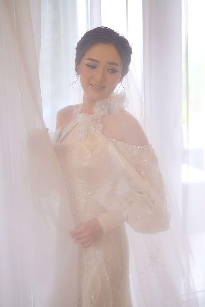 Florence Sangjit And Wedding Day by Lisa Ju - 001