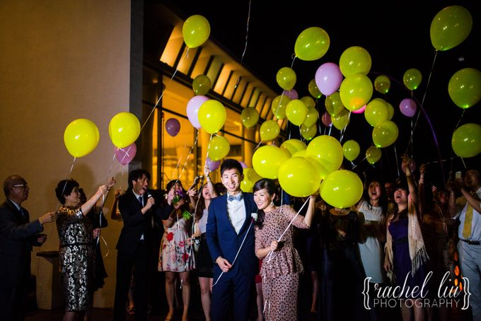 ASHLEY & MICHAEL WEDDING by Banyan Tree Ungasan Resort - 022