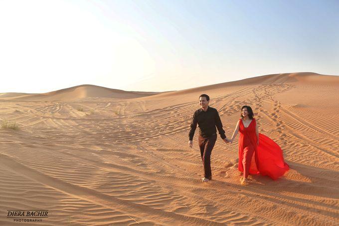 Prewedding Dubai by Diera Bachir Photography - 001