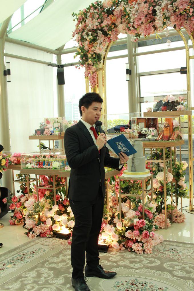 MC Sangjit & MC EngagementnThe Glass Terrace Grand Hyatt Jakarta  By Double V Entertainment by Anthony Stevven - 016
