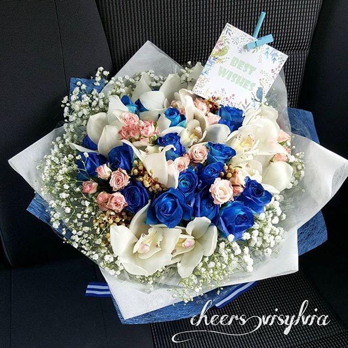 Gift Bouquet  by visylviaflorist - 024