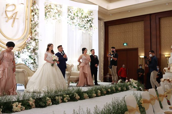 Entertainment Jazz Wedding JW Marriott Jakarta - Double V Entertainment by Double V Entertainment - 022
