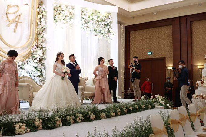 Entertainment Jazz Wedding JW Marriott Jakarta - Double V Entertainment by EIFFEL CAKE - 022