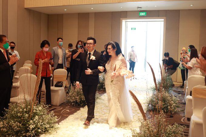 MC Wedding Intimate Double Tree Jakarta by Anthony Stevven by Anthony Stevven - 027