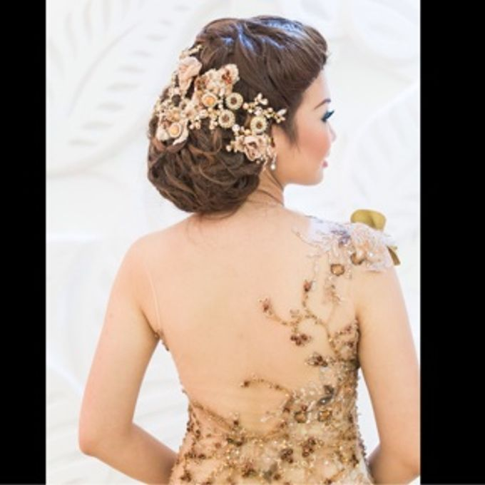 The Wedding Gown of Mee Djin Couture by Meedjin Couture - 006