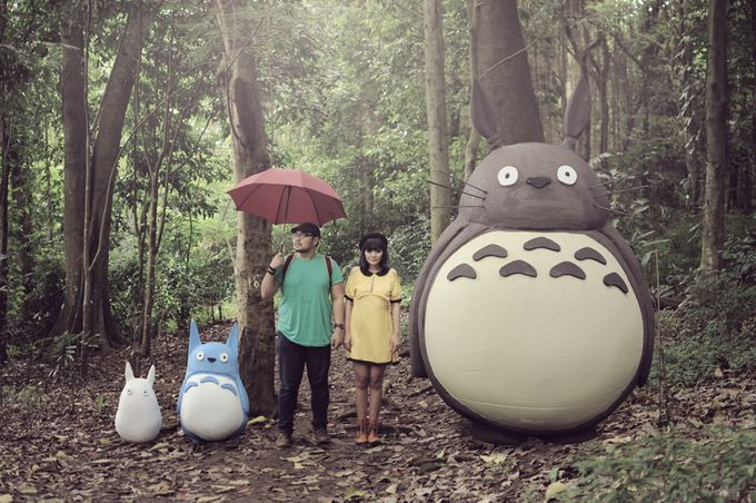 Prewedding by Owlsome Projects - 001