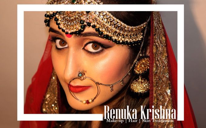Makeup by Renuka Krishna - 004