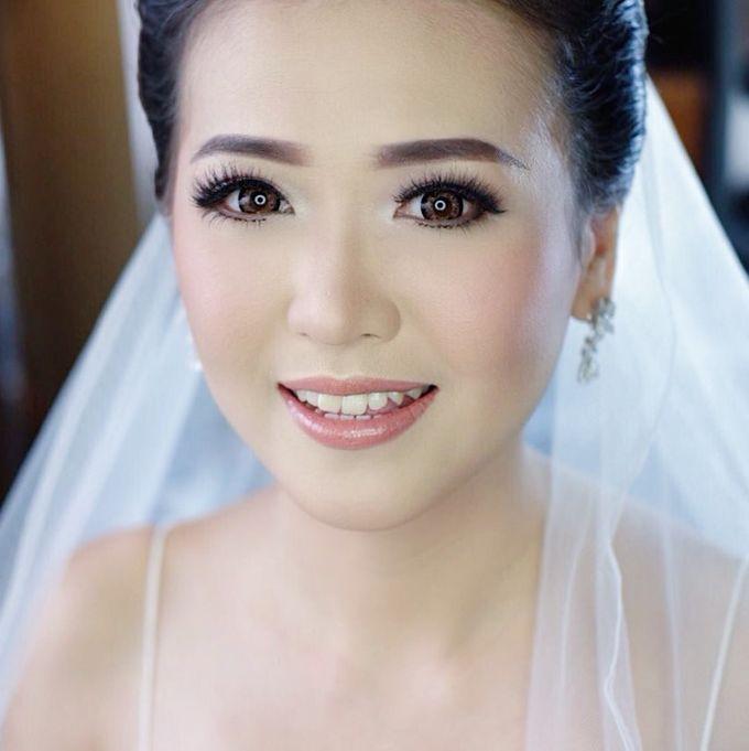 My Bride 2017 by VA Make Up Artist - 036