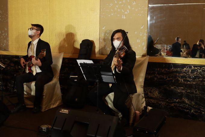 Entertainment Sangjit Hotel Mulia Jakarta by Double V Entertainment by Albert Yanuar - 025