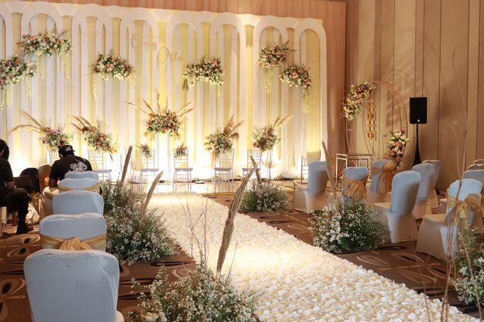 MC Wedding Intimate Double Tree Jakarta by Anthony Stevven by Anthony Stevven - 042