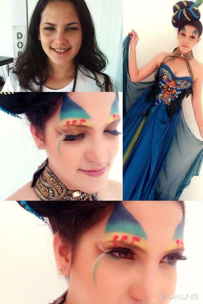 Makeup Portfolio by Krasivaya_ProMakeup - 004