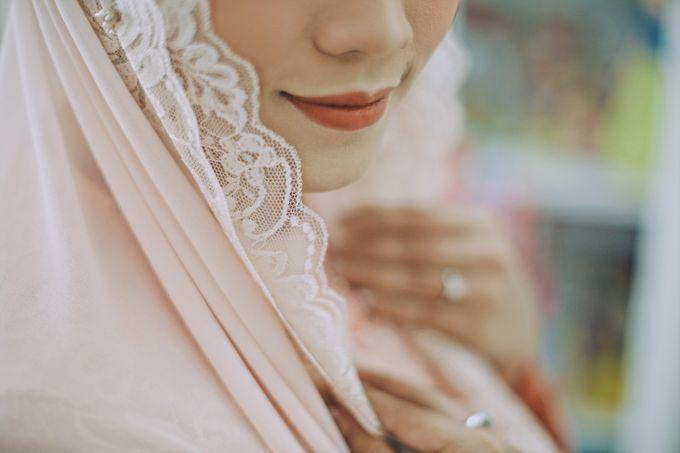 Yayas & Nosa Wedding by Adhyakti Wedding Planner & Organizer - 010