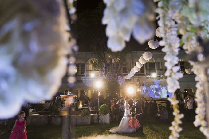 Garden Wedding of Ricky & Inggrid by All Occasions Wedding Planner - 005