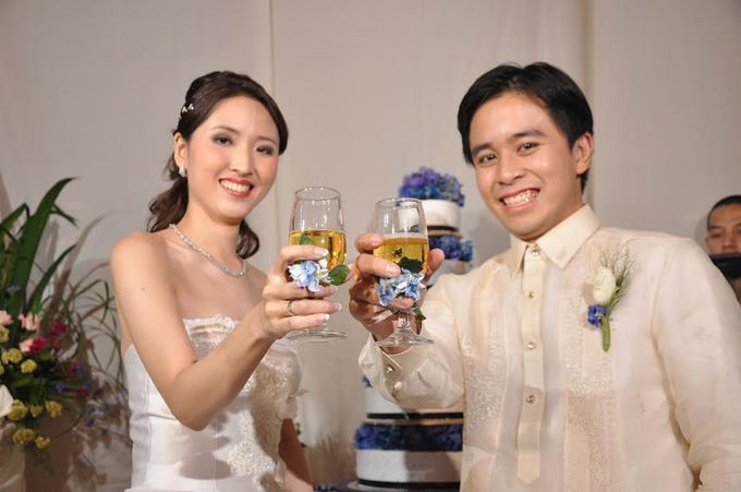 Girlie Chua Wedding by Orlan lopez - 003