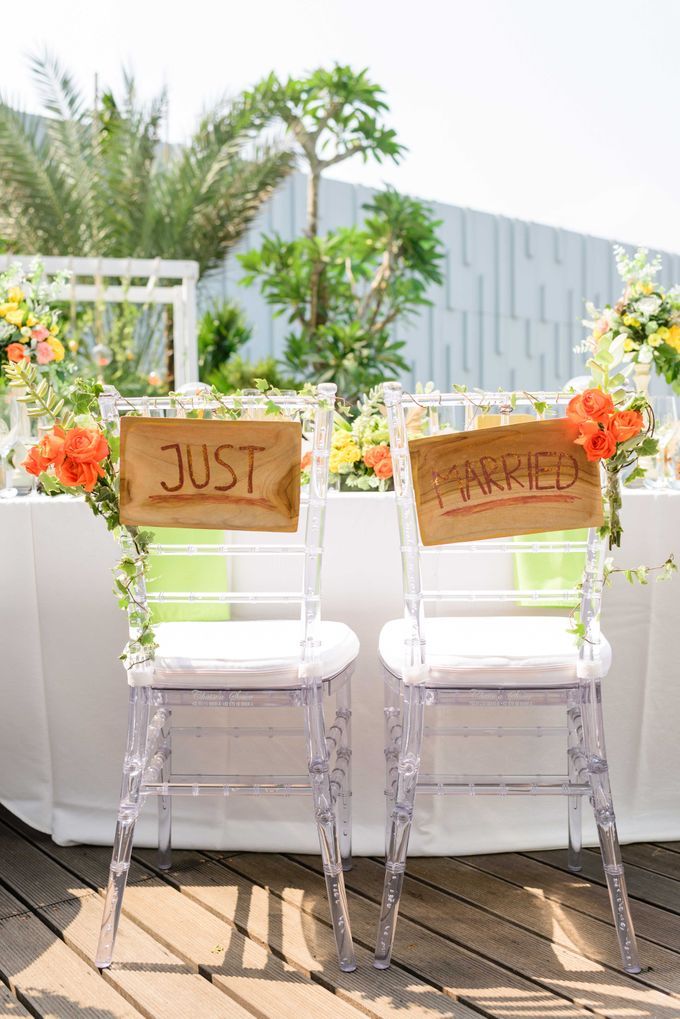 Infinity Table Set Wedding by Holiday Inn Jakarta Kemayoran - 001