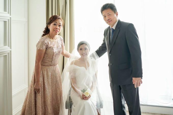 Wedding Of Sastra & Gracia (Green) by Ohana Enterprise - 032