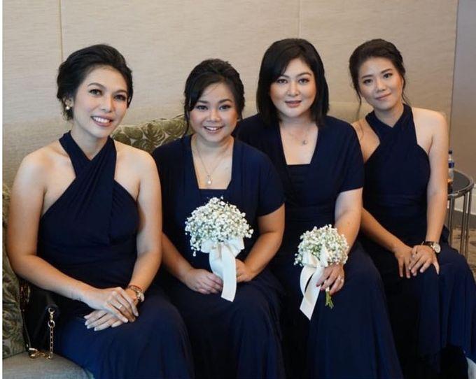 TINGGO YOVITA WEDDING by bridestore indonesia - 008