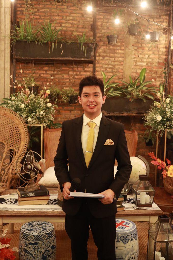 MC Wedding Intimate at Blue Jasmine Jakarta - Anthony Stevven by Anthony Stevven - 007
