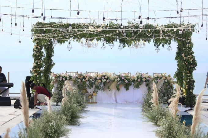 The Wedding of  Jimmy & Michele by Dua Insan Decoration - 007