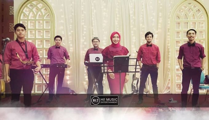 Wedding Reception Events (The Band) by Hi! Music Entertainment - 018