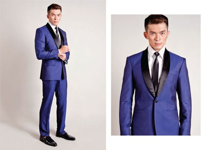 Silver Point by Philip Formalwear - 012
