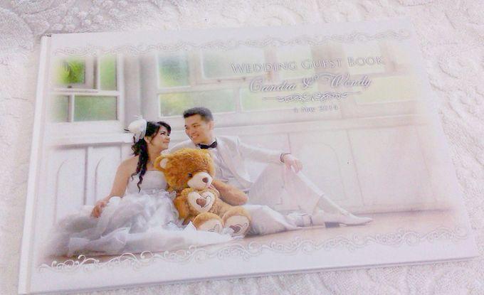 Candra & Wendy wedding invitation & stationery by Kairos Wedding Invitation - 003
