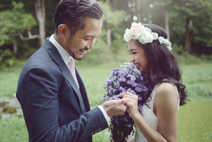 Prewedding by Owlsome Projects - 002