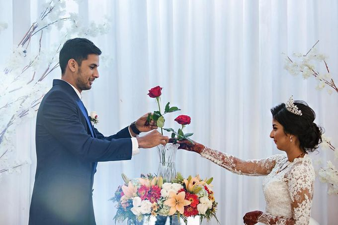 The Wedding Day of Sahil Shah & Sithara Safira by Jas-ku.com - 004
