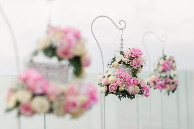 The Wedding of  Tian & Michael at Ayana Villa by Red Gardenia - 027
