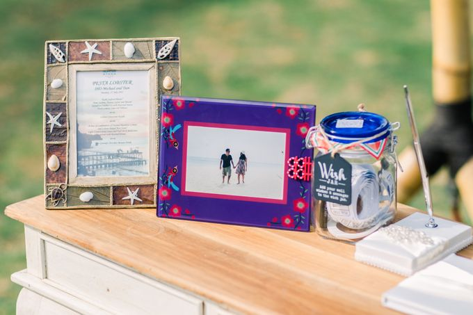 The Wedding of  Tian & Michael at Ayana Villa by Red Gardenia - 031