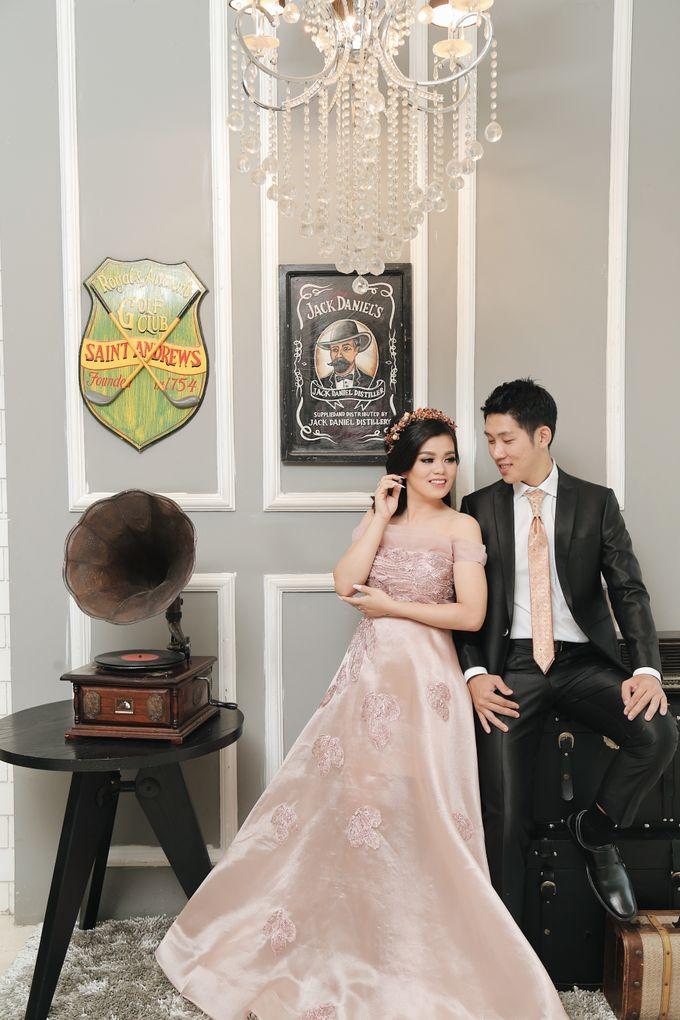 The Pre-wedding of Hendy & Liliani by Vica Wang - 005