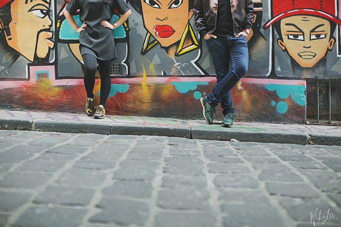 Rendy + Sity: Melbourne, I'm in Love by Wiki Lee - 010