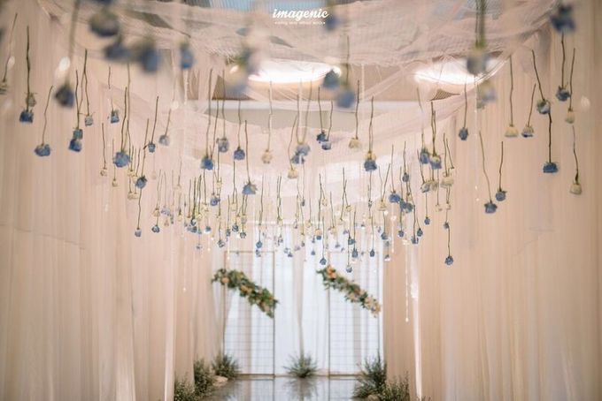 Decoration from Avi & Dhika Wedding by IKK Wedding Planner - 012