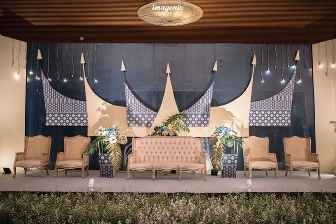Decoration from Avi & Dhika Wedding by IKK Wedding Planner - 014