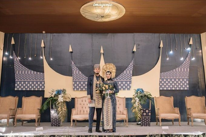 Decoration from Avi & Dhika Wedding by IKK Wedding Planner - 021