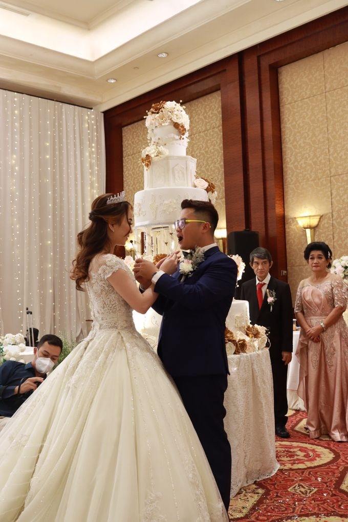 Entertainment Jazz Wedding JW Marriott Jakarta - Double V Entertainment by JW Marriott Hotel Jakarta - 011