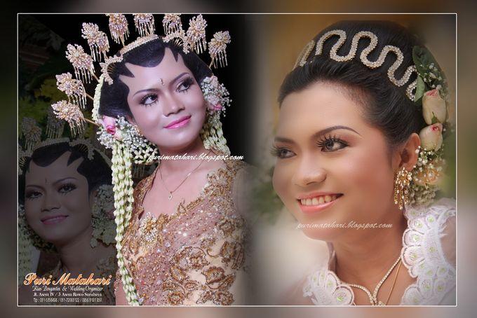Pengantin Jawa by Puri Matahari Rias Pengantin - 006