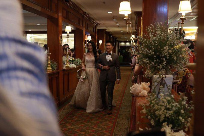 MC Intimate Wedding At Mercantile Jakarta - Anthony Stevven by Anthony Stevven - 015